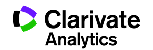 Logo Clarivate Analytics