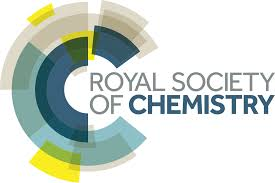 Logo Royal Society of Chemistry.